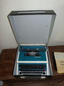 machine a écrire UNDERWOOD 315