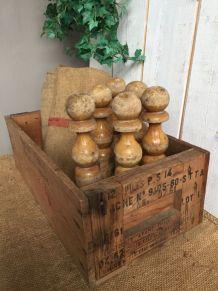 Ancienne caisse en bois