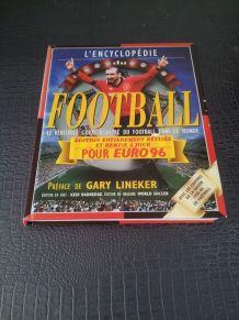 Livre de foot  Euro 96