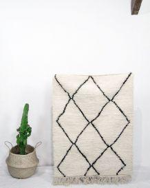 tapis motif g om trique luckyfind. Black Bedroom Furniture Sets. Home Design Ideas