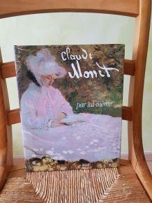 livre Claude Monet
