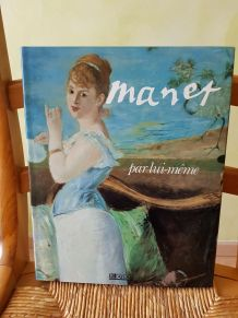 livre peinture MANET