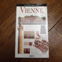 Livre Tourisme- VIENNE-Stephen Brook- Guides Voir - Hachette