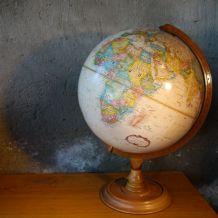 Mappemonde Replogle le monde classique en relief