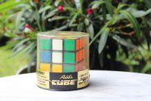 Rubik's cube dans sa boîte d'origine - vintage