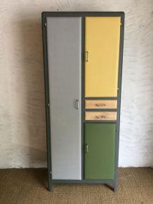 Buffet armoire vintage