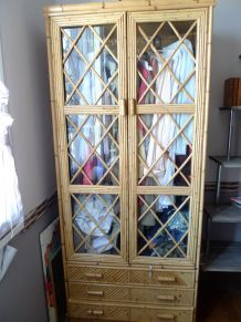à vendre armoire