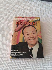 Intégrale des sketchs de Fernand Raynaud