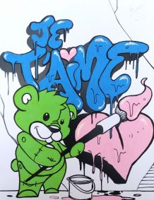 Je t'aime Vert