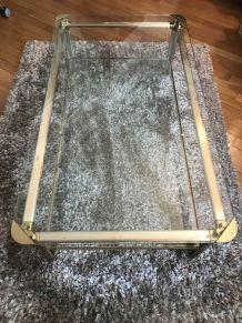 Table de salon et bout de canapé