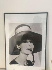 Cadre JUNIQE - Audrey Hepburn