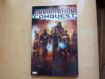 Annihilation Conquest - book II