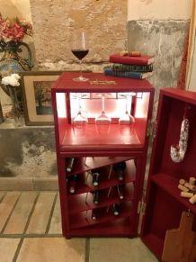 CAVE À VIN - Rouge Burgundy