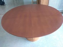 Table ronde extensible Design  sobre et chic