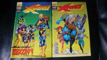 lot 25 comics Xforce