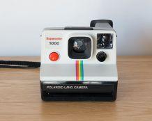 Polaroid Land Camera Supercolor