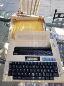 Machine à écrire électronique brother bp30