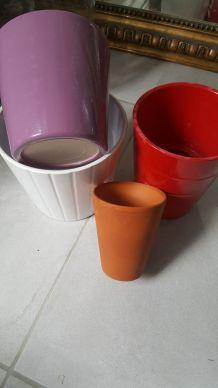 Caches pots