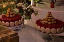Présentoirs à gâteau sur pied