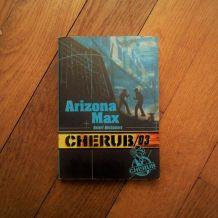 Cherub Tome 3 - Arizona Max-Robert Muchamore-Casterman