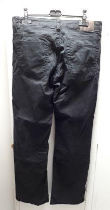 Jean stretch noir taille 34/32