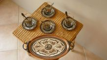 Service à thé turc