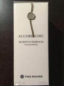 Eau de parfum Accord Chic Yves Rocher