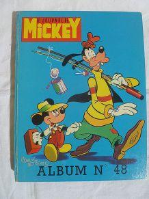album Mickey N°48 de 1970