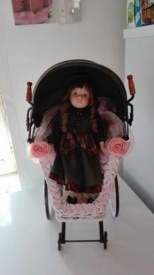 La poupée et son landau