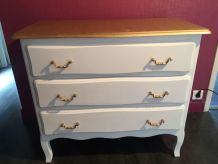 Commode charme 3 tiroirs