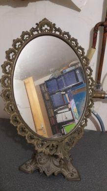 miroir pivotant