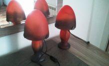lampe champignon VIANNE