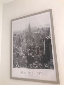 Poster « New York city » 50x70cm