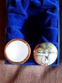 boite à pilules Claude Monet bijoux
