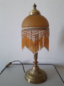 LAMPE DE TABLE CHAMPIGNON