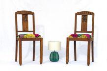 Chaises Art Déco - 1930