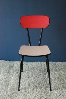 Chaise formica revisitée