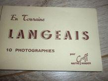 10  photographies du chateau de Langeais