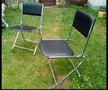 chaise pliante EUREL