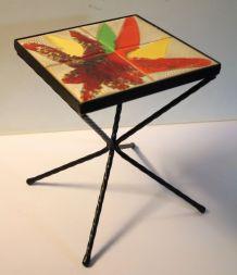 Petite table d'appoint – années 60