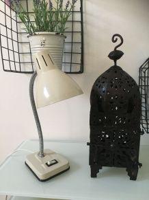Lanterne marocaine en fer forgé