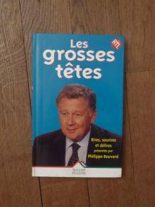 Les Grosses Tetes-Rires, Sourires Delires-Philippe Bouvard