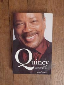 Quincy par Quincy Jones - Robert Laffont (Livre)