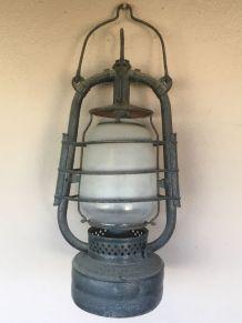Lampe marine