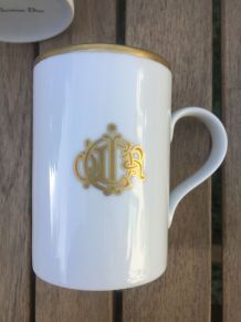 Tea Mugs Christian Dior