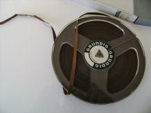 Bande magnétique GRUNDIG étui GRUNDIG boitier tape
