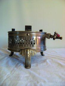 Base de samovar vintage art déco