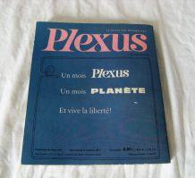 Plexus décomplexe n°2 1966 Antoine Jodorowsky Stoc