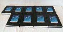 "Lot de 9 volumes Axis ""dossiers"" Hachette"