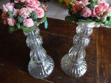 chandeliers verre